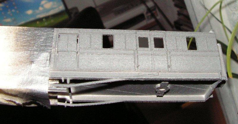 Kleiner Schienenbus im 3D Druck, 0n30 - Fertig 36840058mi