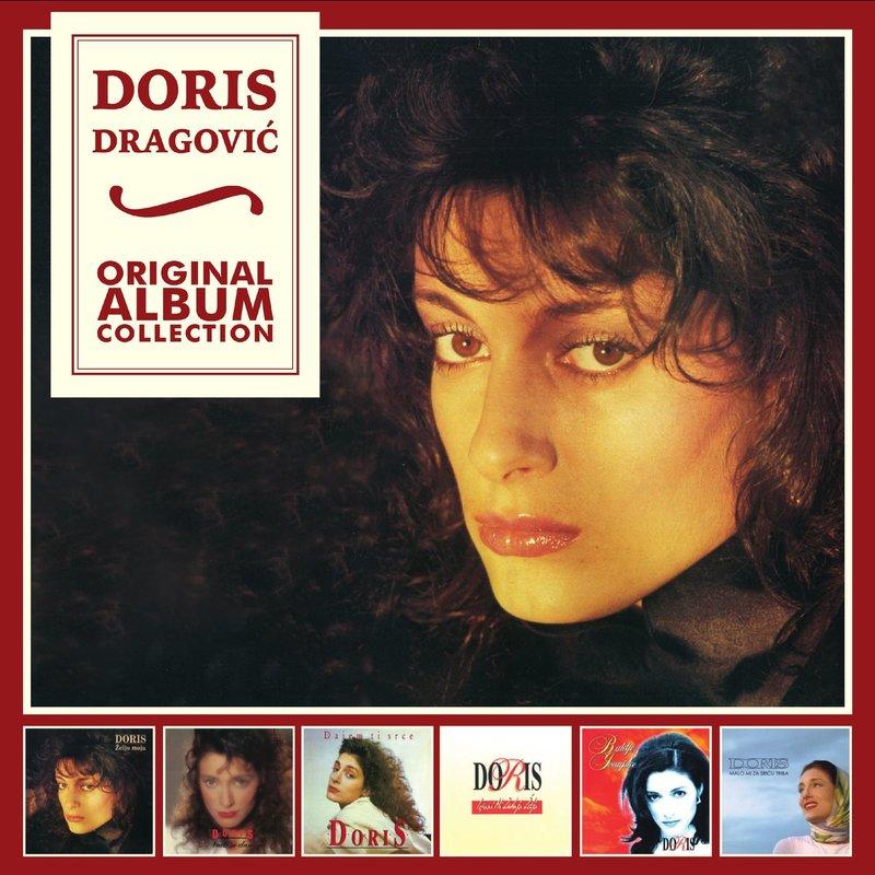 Doris Dragovic - 2019 - Original Album Collection 36846598rp