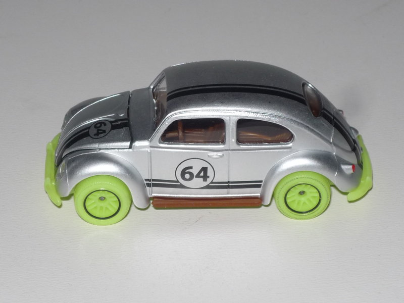N°241A VOLKSWAGEN COCCINELLE OVALE  36869271zn