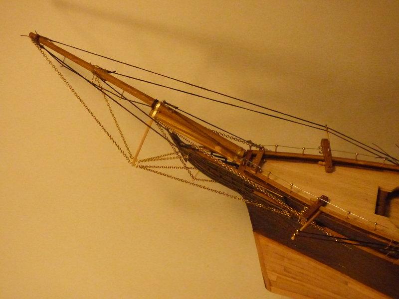 Meine Cutty Sark von delPrado wird gebaut - Seite 5 36875764xr