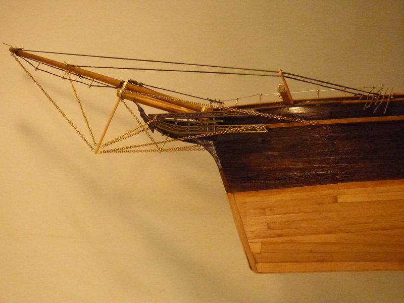 Meine Cutty Sark von delPrado wird gebaut - Seite 5 36875766he