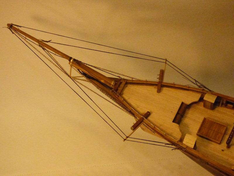 Meine Cutty Sark von delPrado wird gebaut - Seite 5 36875767nl