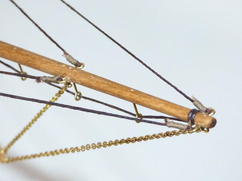 Meine Cutty Sark von delPrado wird gebaut - Seite 5 36881238wj