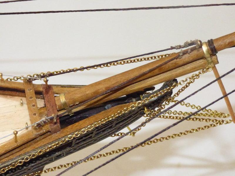 Meine Cutty Sark von delPrado wird gebaut - Seite 5 36881240wa