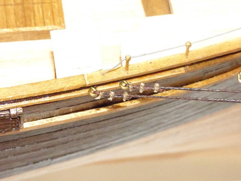 Meine Cutty Sark von delPrado wird gebaut - Seite 5 36881241ri