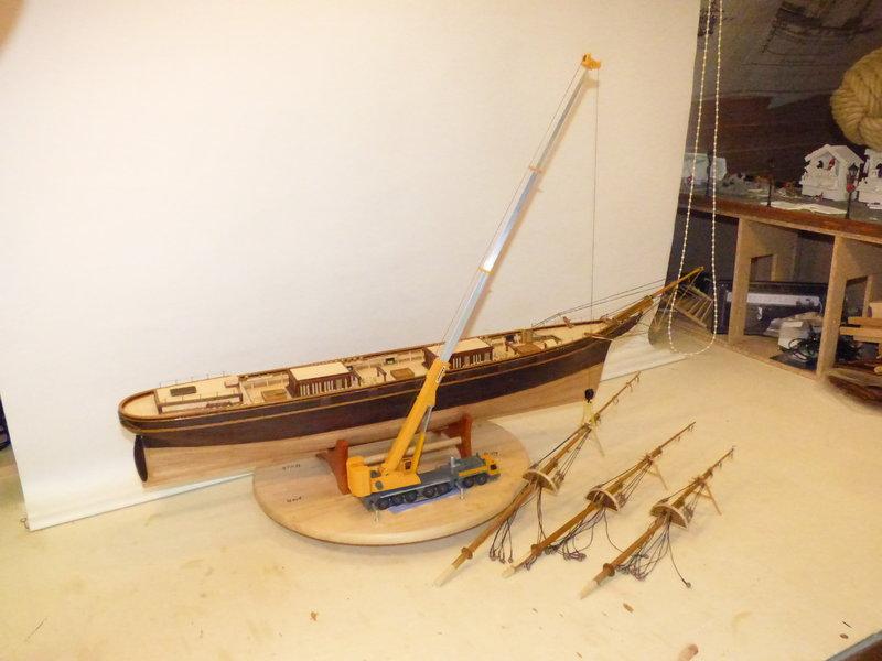 Meine Cutty Sark von delPrado wird gebaut - Seite 5 36886947ts