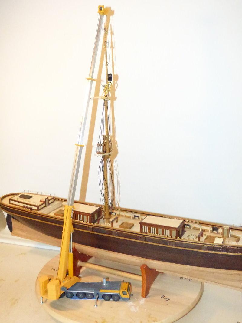 Meine Cutty Sark von delPrado wird gebaut - Seite 5 36886952bc
