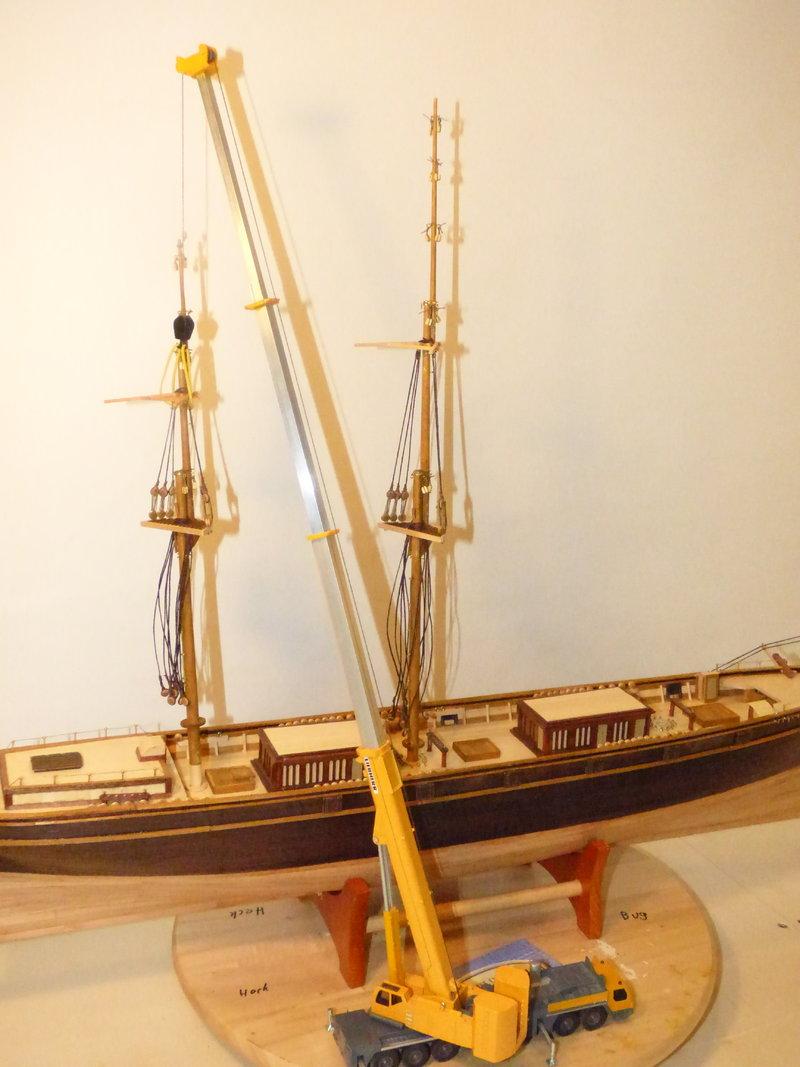 Meine Cutty Sark von delPrado wird gebaut - Seite 5 36886955ih