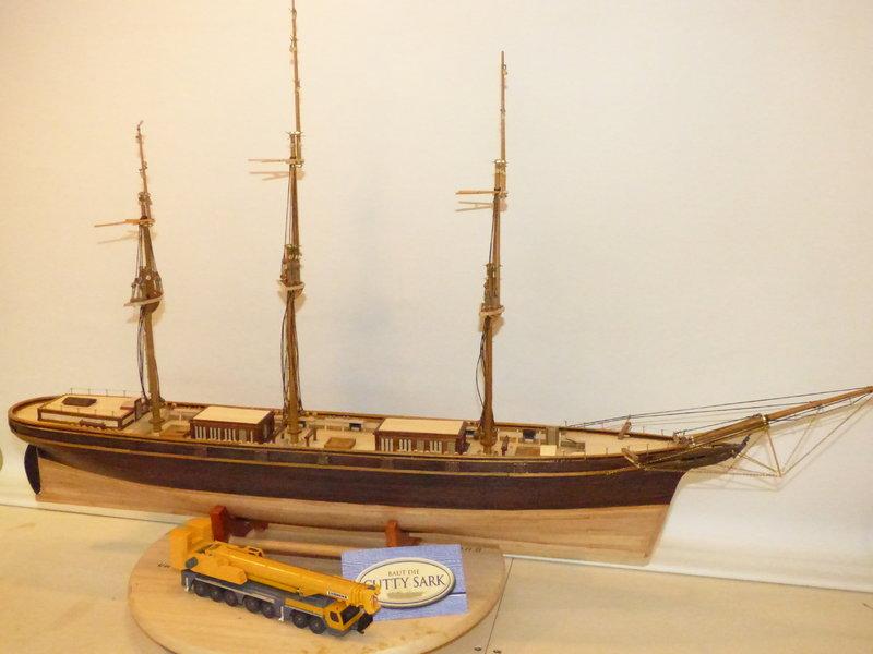 Meine Cutty Sark von delPrado wird gebaut - Seite 5 36886957if