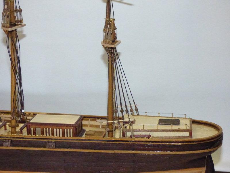 Meine Cutty Sark von delPrado wird gebaut - Seite 5 36901027vg