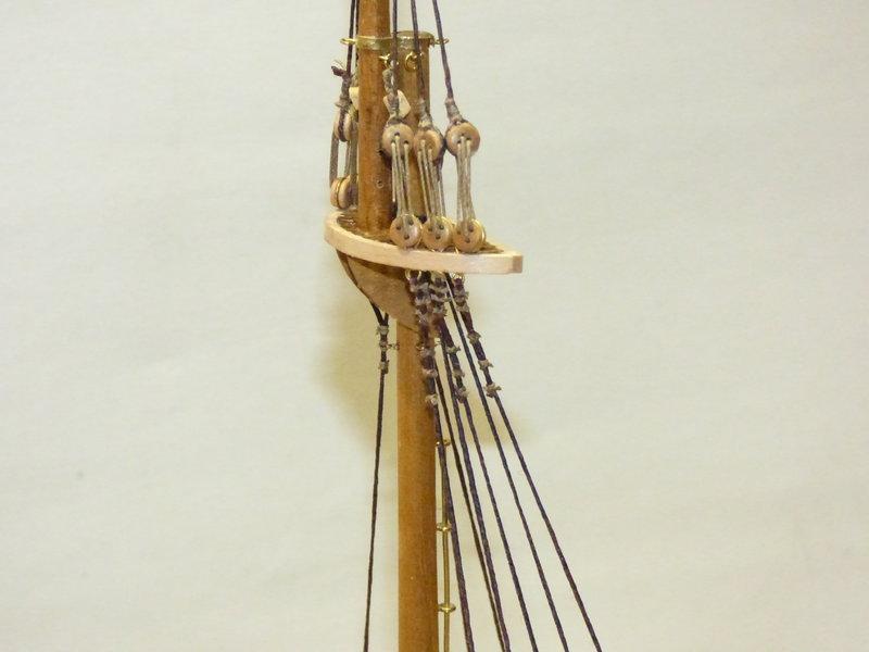 Meine Cutty Sark von delPrado wird gebaut - Seite 5 36901029rq