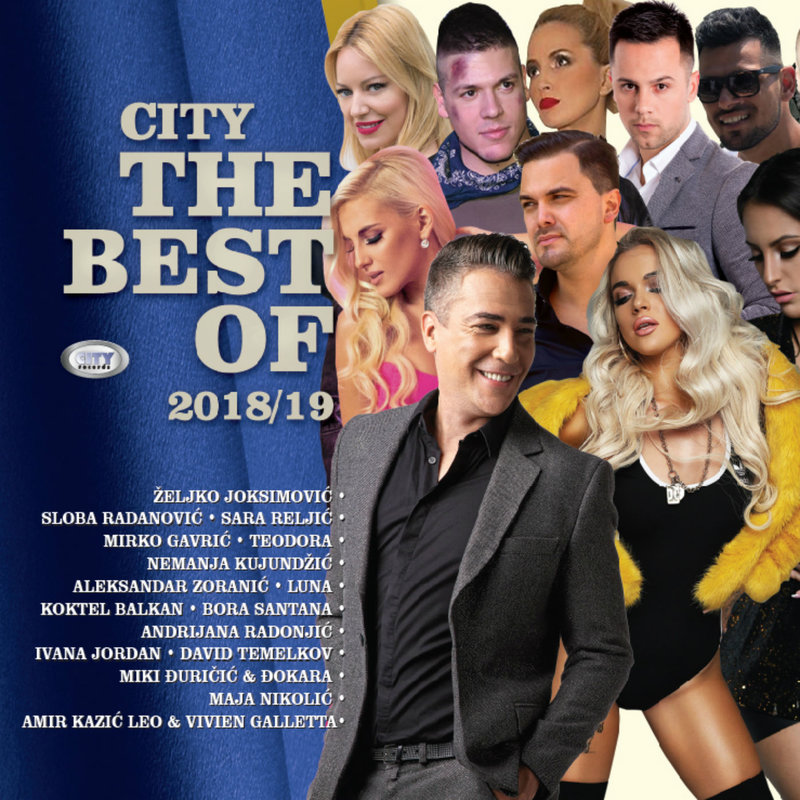 2018 - City The Best Of 2018-19 36919429mg
