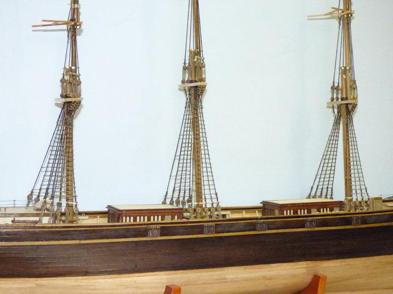 Meine Cutty Sark von delPrado wird gebaut - Seite 6 36936853ny
