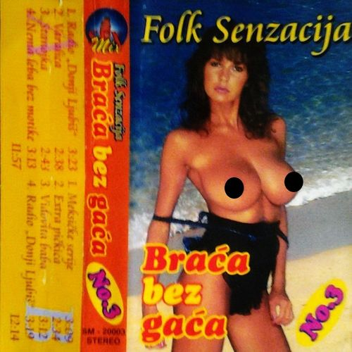 Braca Bez Gaca - Kolekcija 36953359na