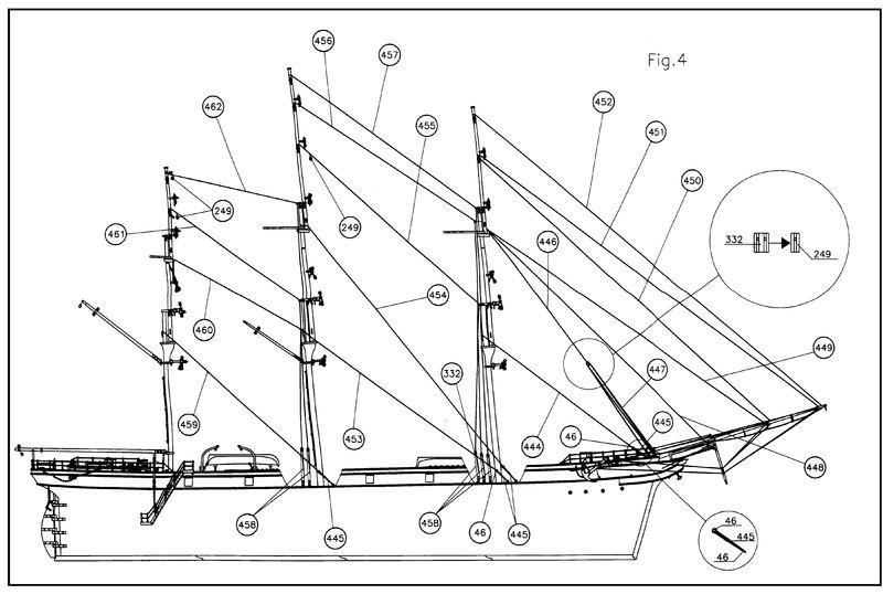 Meine Cutty Sark von delPrado wird gebaut - Seite 6 36956113jo