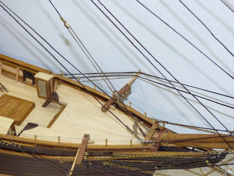 Meine Cutty Sark von delPrado wird gebaut - Seite 6 36973465ou
