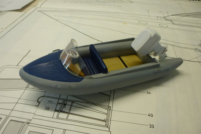 Sea Commander (Graupner) vom Sperrmüll 36978819nw
