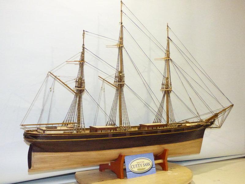 Meine Cutty Sark von delPrado wird gebaut - Seite 6 37001183ga