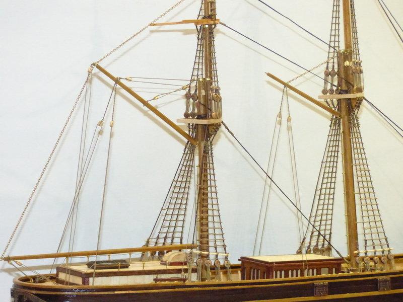 Meine Cutty Sark von delPrado wird gebaut - Seite 6 37001186pl