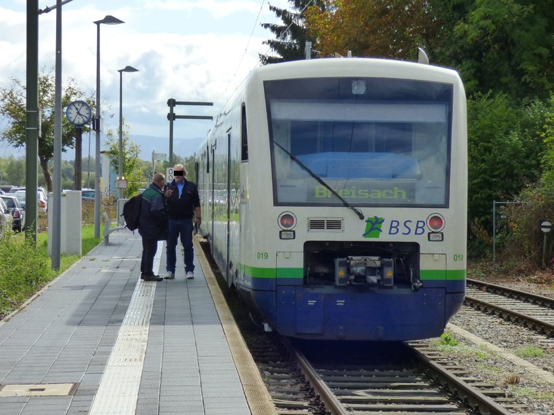 45 Min in Riegel Malterdingen (früher Riegel DB) 37012803ly