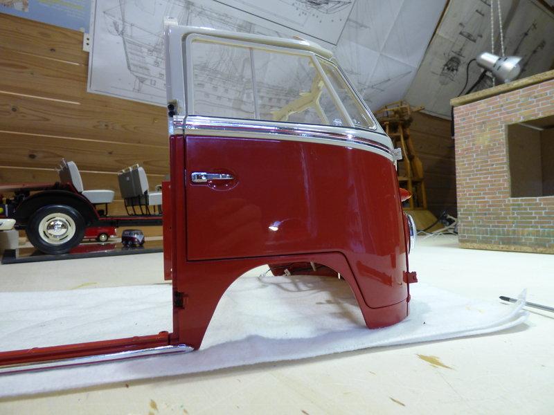 VW T1 Samba 1:8 Sammelbausatz DeAgostini ge. von rmo554 - Seite 2 37086959ib