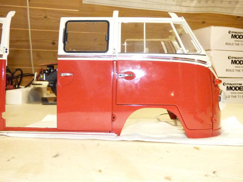 VW T1 Samba 1:8 Sammelbausatz DeAgostini ge. von rmo554 - Seite 2 37086961al
