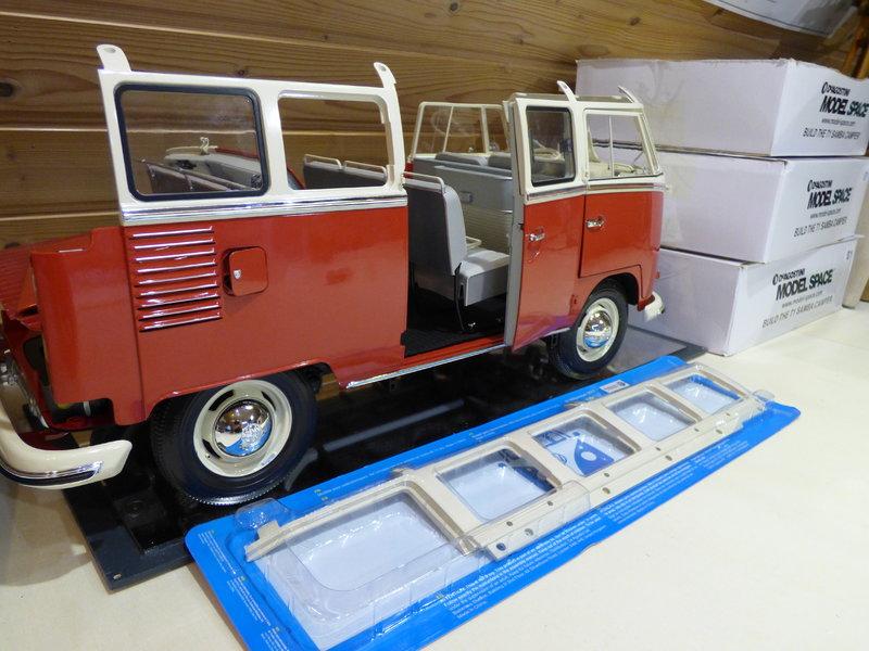 VW T1 Samba 1:8 Sammelbausatz DeAgostini ge. von rmo554 - Seite 2 37086967yk