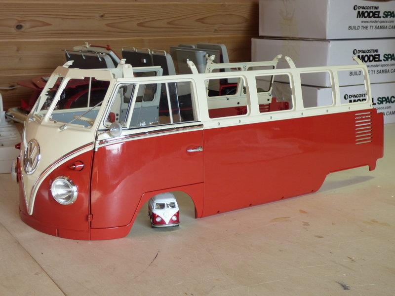 VW T1 Samba 1:8 Sammelbausatz DeAgostini ge. von rmo554 - Seite 2 37094437ae