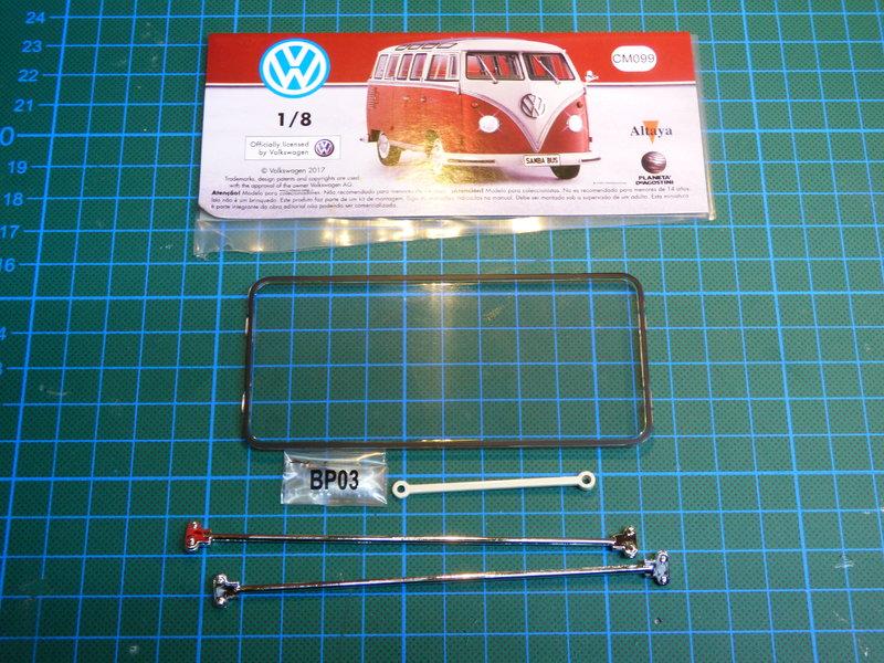 VW T1 Samba 1:8 Sammelbausatz DeAgostini ge. von rmo554 - Seite 2 37112536me