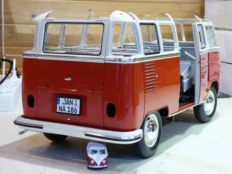 VW T1 Samba 1:8 Sammelbausatz DeAgostini ge. von rmo554 - Seite 2 37112539mk