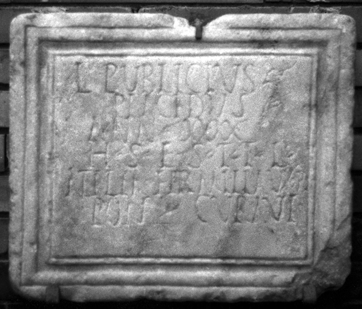 Übersetzungen alter Lateinischer Inschriften 37151954te