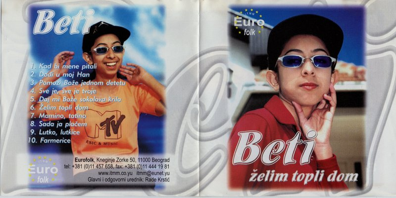 Beti - 2001 - Zelim topli dom 37197128nw