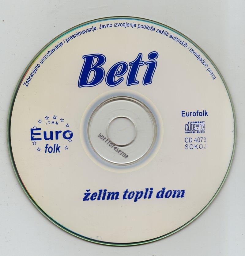 Beti - 2001 - Zelim topli dom 37197129oz
