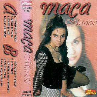Maca Maricic - 1996 - Ti volis da se molis 37229887re