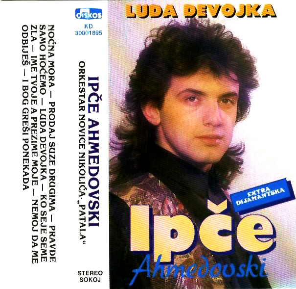 Ipce Ahmedovski - Kolekcija 37250576xq