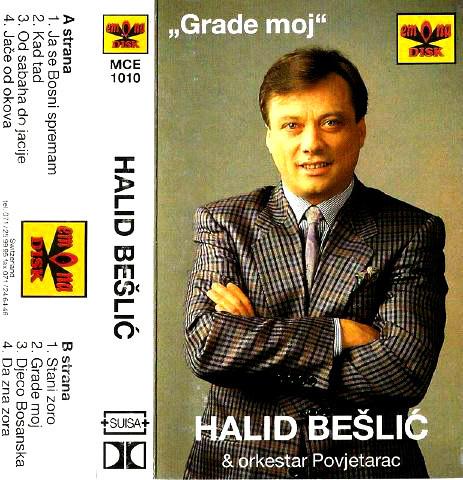 Halid Beslic 1993 - Grade moj 37264956yh