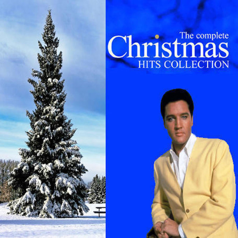 2007 - The Christmas Hits-Elvis Presley 37310524at