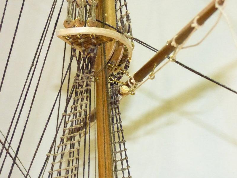 Meine Cutty Sark von delPrado wird gebaut - Seite 7 37314170mk