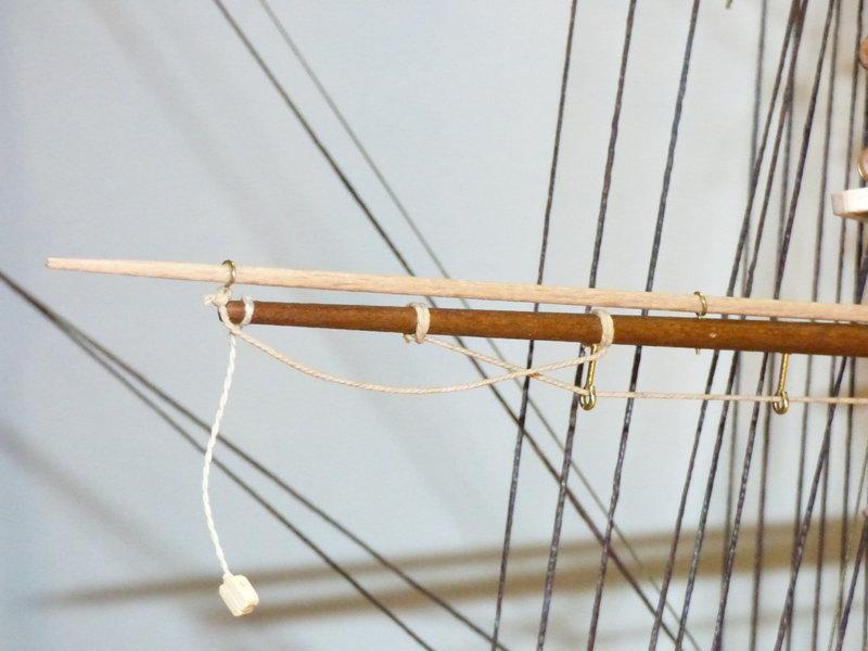 Meine Cutty Sark von delPrado wird gebaut - Seite 7 37314172ui
