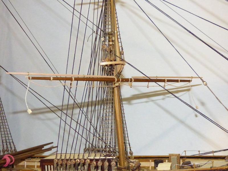 Meine Cutty Sark von delPrado wird gebaut - Seite 7 37314175ru