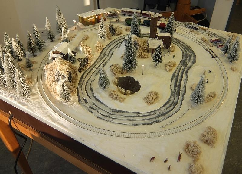 Tag der Modellbahn in Nettetal-Hinsbeck am 30.11.2019 37329278rg