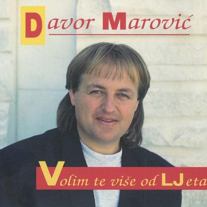 Davor Marovic - 1995 - Volim te vise od Leta 37330706vv