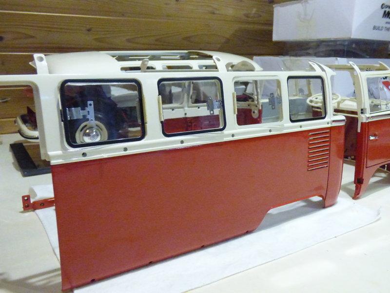 VW T1 Samba 1:8 Sammelbausatz DeAgostini ge. von rmo554 - Seite 2 37416285aj
