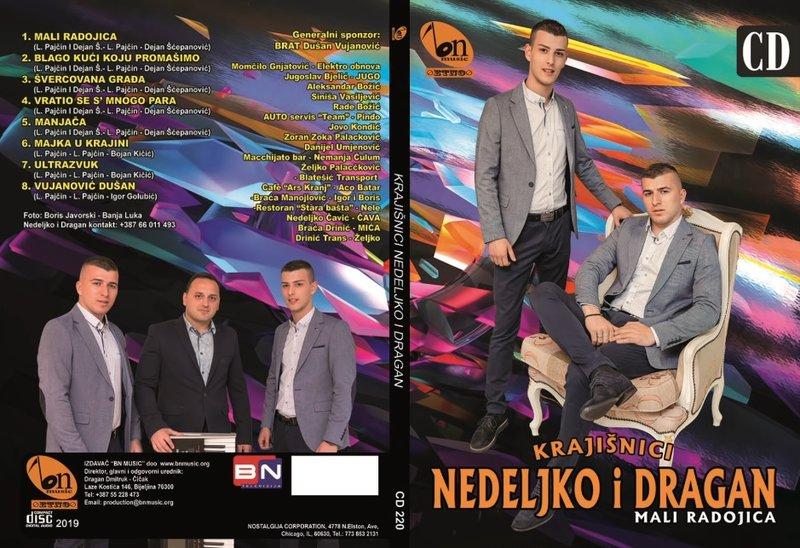Krajisnici Nedeljko i Dragan - 2019 - Mali Radojica 37426193qp