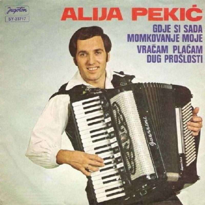 Alija Pekic - Kolekcija 37426260qf