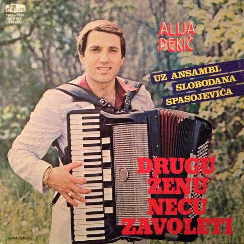 Alija Pekic - Kolekcija 37426266ya