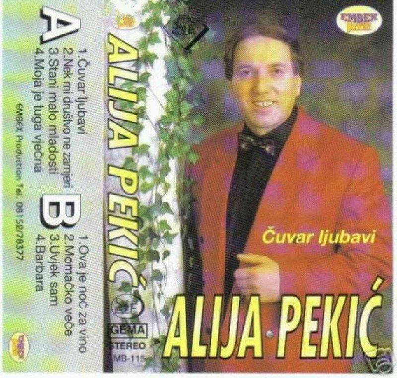 Alija Pekic - Kolekcija 37426269ao