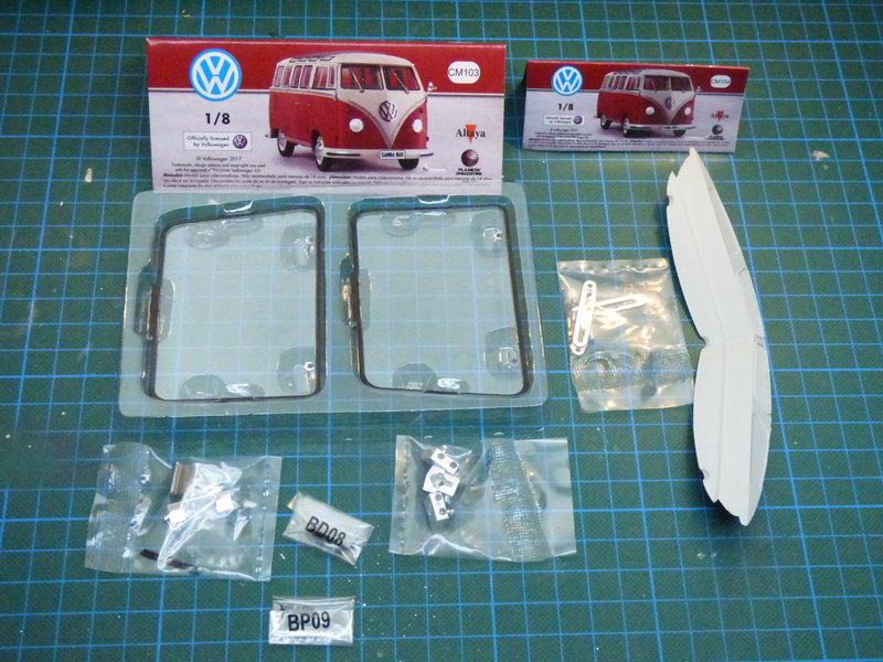 VW T1 Samba 1:8 Sammelbausatz DeAgostini ge. von rmo554 - Seite 2 37432875io