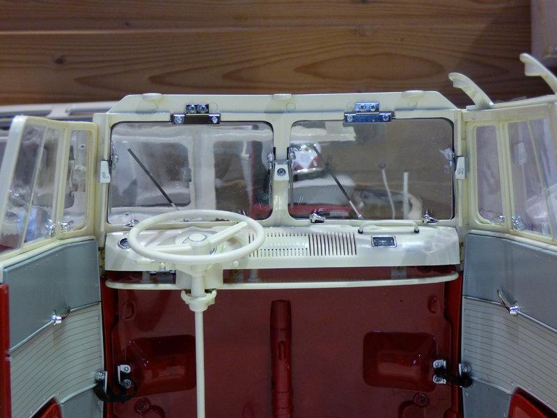 VW T1 Samba 1:8 Sammelbausatz DeAgostini ge. von rmo554 - Seite 2 37432880ur