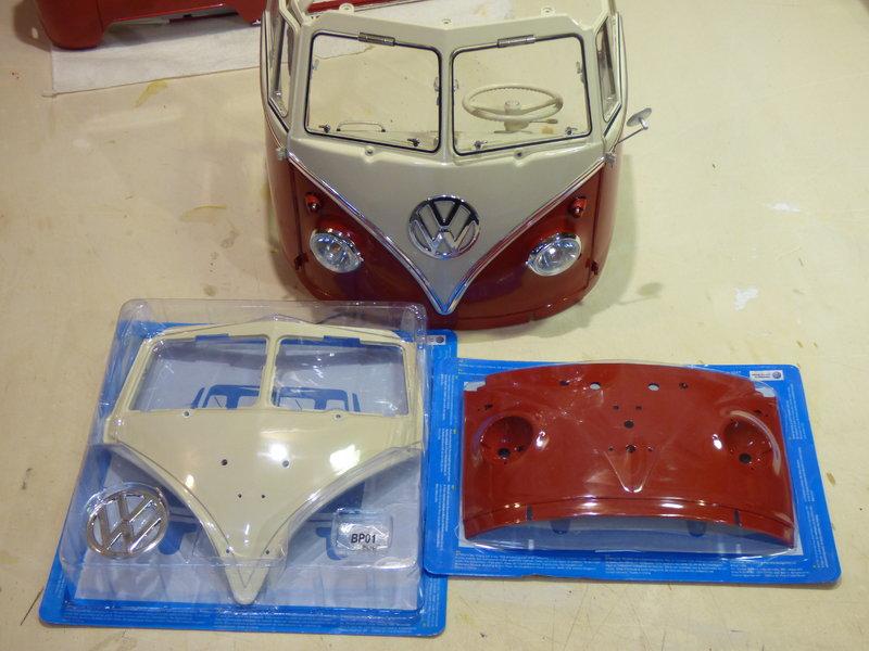VW T1 Samba 1:8 Sammelbausatz DeAgostini ge. von rmo554 - Seite 2 37432882zd